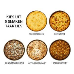 Onze favorieten taarten per post voor feest en themadagen pakketzenden.nl