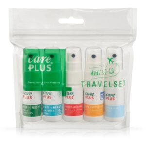 Onze favorieten Mini Travel Care Set koop een cadeau uit Cadeaus via pakketzenden.nl