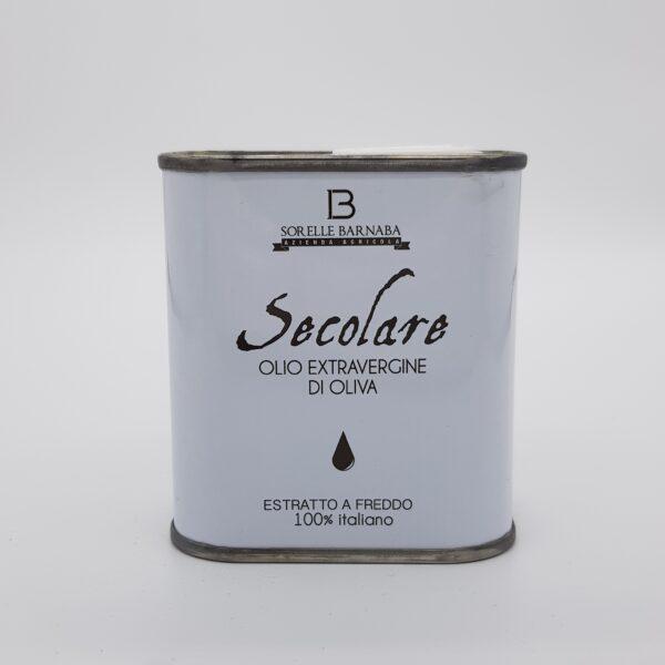 Olijfolie Extra Vergine di oliva Secolare 100 ml
