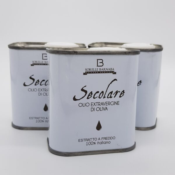 Olijfolie Extra Vergine di oliva Secolare 100 ml 1