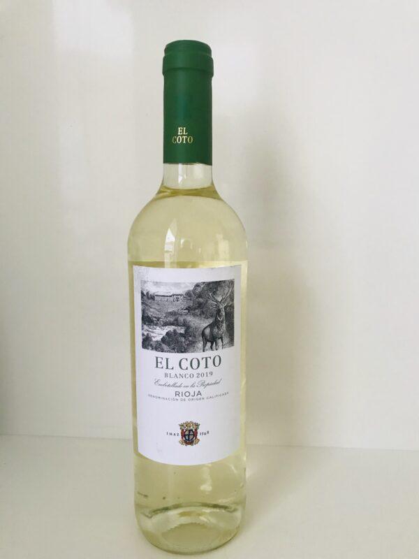 El Coto Spaanse witte wijn