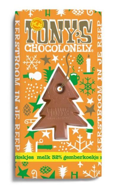 Kerstpakket-kerstpost-kerstgeschenk-Tony-s-Kerstreep-met-Gemberkoekjes-Passie-voor-chocolade-brievenbuspost-brievenbusgeschenk-