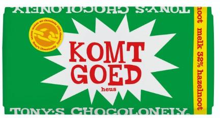 Tony-s-Chocolonely-Tekstrepen-melk-hazelnoot-180-gram-verzenden-brievenbuscadeau-pakketzenden