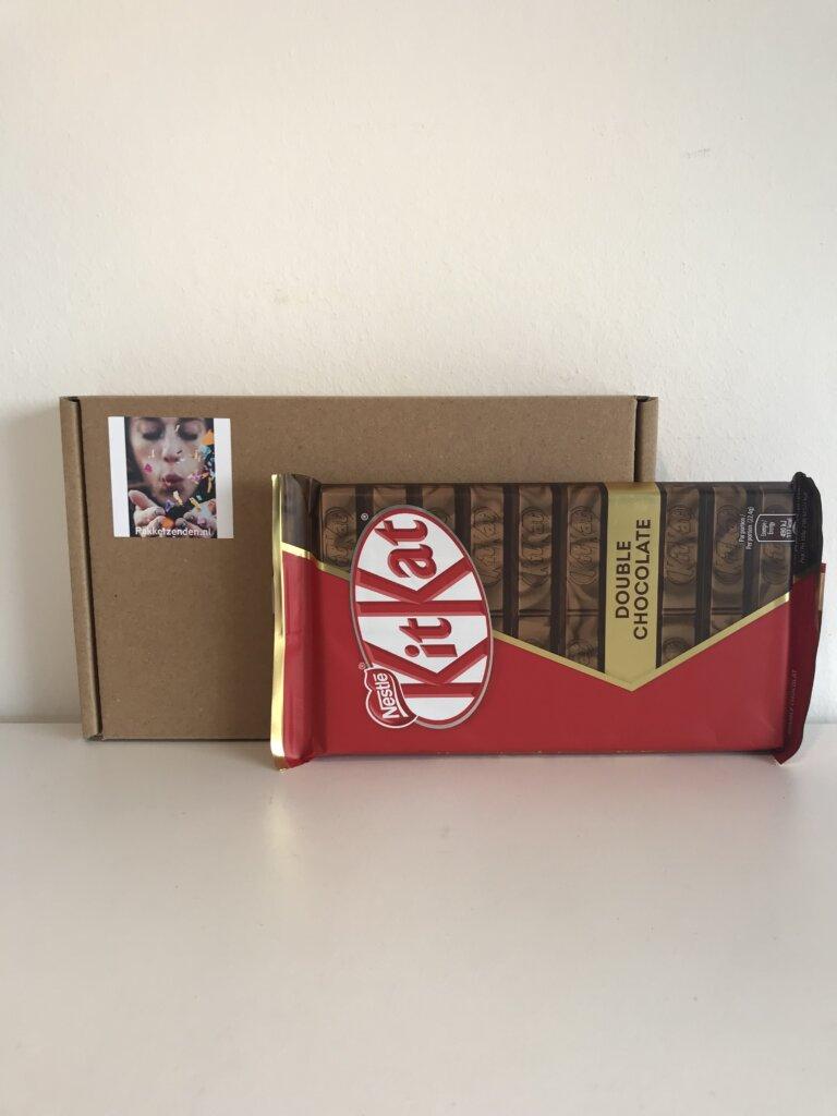 kitkat-have-a-break-pakket-pakketzenden.nl-brievenbuscadeau-brievenbusgeschenk-thuiswerken-collega-verrassen-snoep-per-post